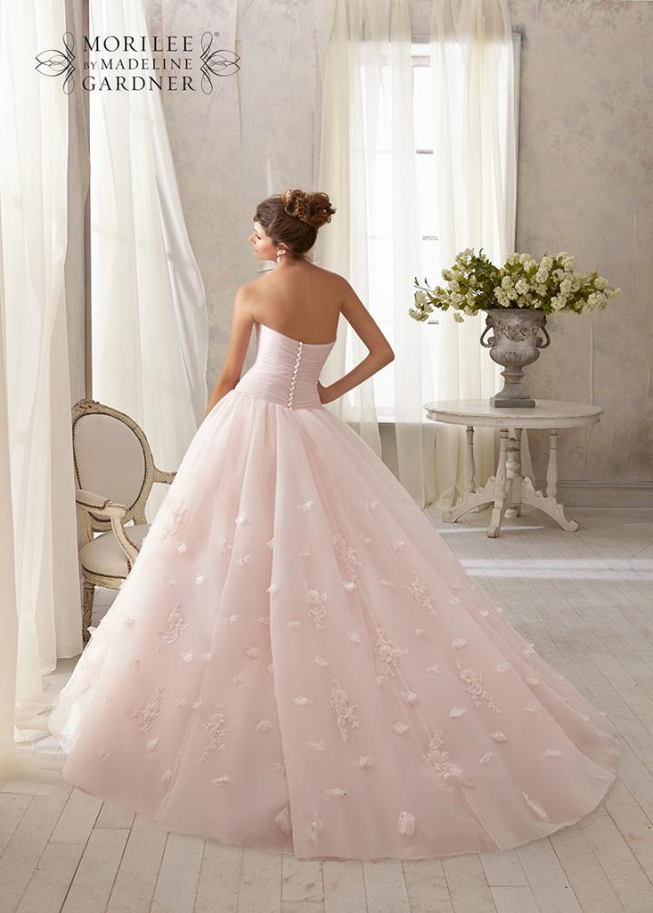 Leah - Esküvői ruha