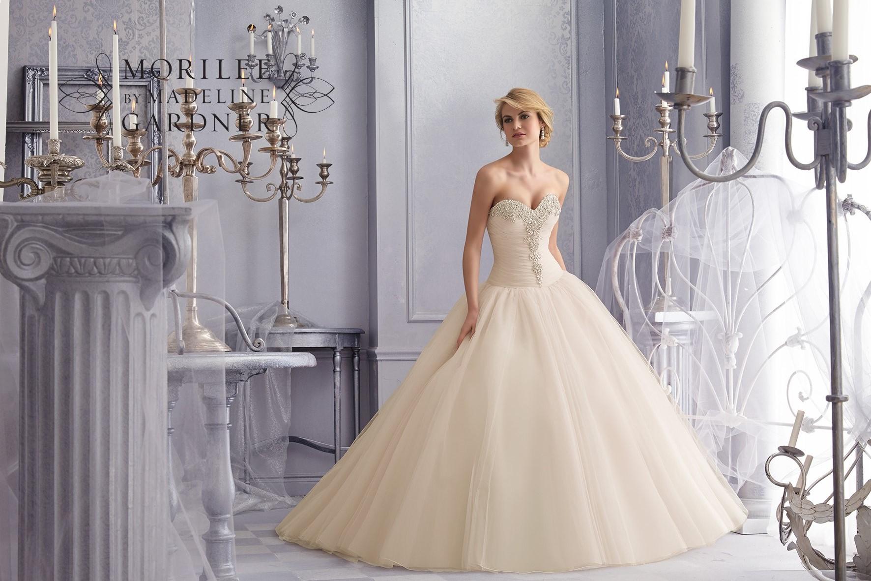 Lucia - Esküvői ruha
