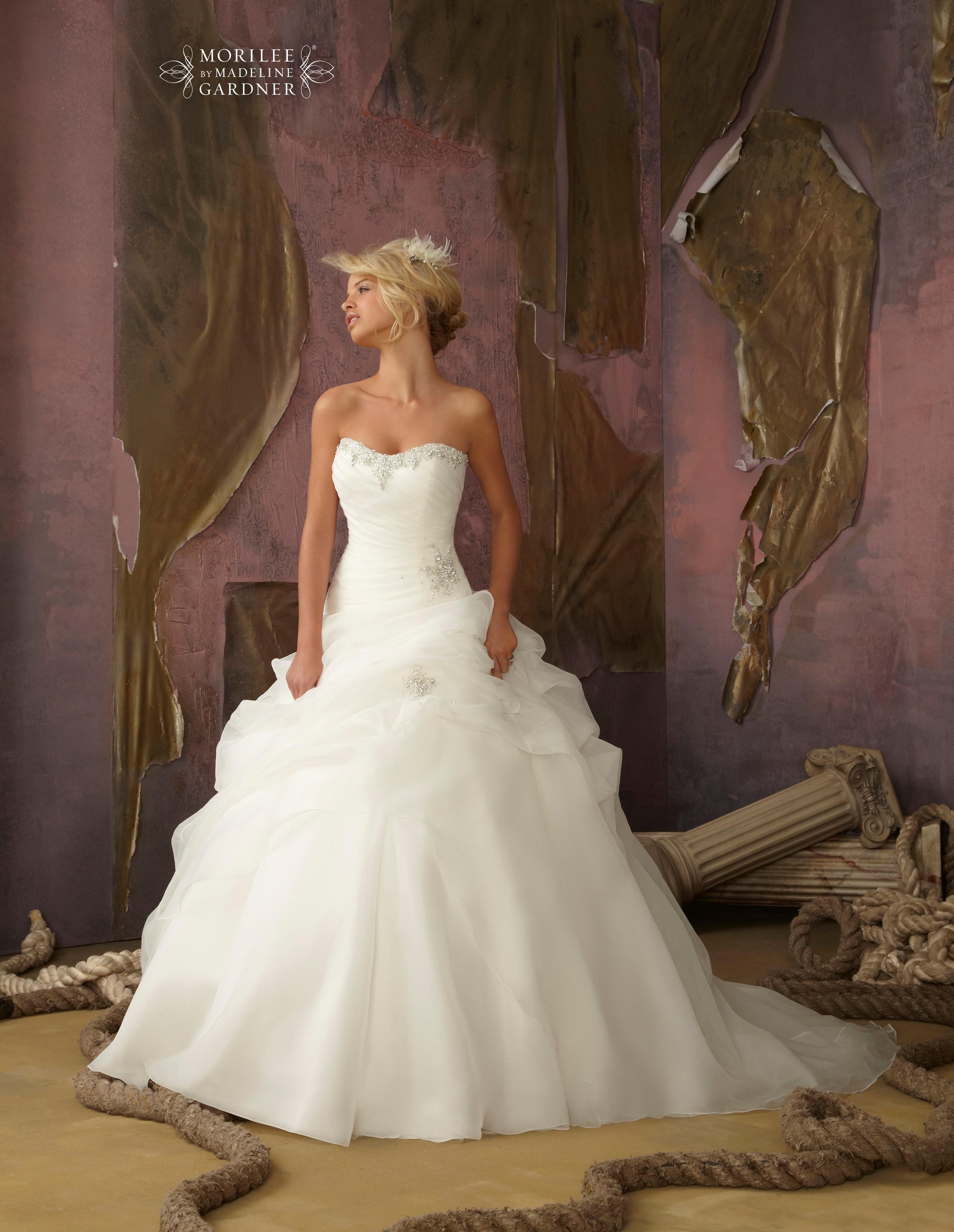 Molly - Esküvői ruha